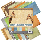 Paper House Productions - 12 x 12 Paper Pad - Wild Thing