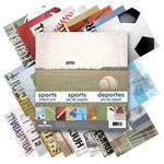 Paper House Productions - 12 x 12 Paper Pad - Sports