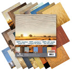Paper House Productions - 12 x 12 Paper Pad - 100 Percent Country