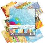 Paper House Productions - 12 x 12 Paper Pad - Summer Fun