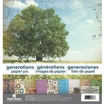 Paper House Productions - 12 x 12 Paper Pad - Generations