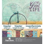 Paper House Productions - 6 x 6 Paper Pad - Hipster