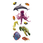 Paper House Productions - Aquarium Collection - StickyPix Stickers