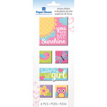 Paper House Productions - Canvas Stickers - My Sunshine