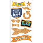 Paper House Productions - Cork'd - Cork Stickers - Good Life