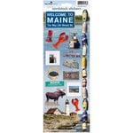 Paper House Productions - Maine Collection - Cardstock Stickers - Maine