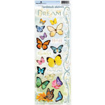 Paper House Productions - Butterfly Collection - Cardstock Stickers - Butterflies