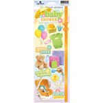 Paper House Productions - Baby Shower Collection - Cardstock Stickers - Baby Shower