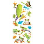 Paper House Productions - Puffy Stickers - Frogs