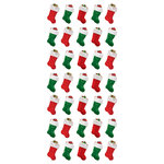 Paper House Productions - Puffy Stickers - Christmas Stockings