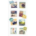 Paper House Productions - Snap Shots - Cardstock Stickers - Explore
