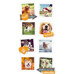 Paper House Productions - Snap Shots - Cardstock Stickers - Dogs