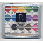 American Crafts - Pebbles - I kan'dee Chalks - Basic Brights