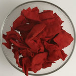 Petaloo - Botanica Collection - Floral Embellishments - Rose Petals - Red
