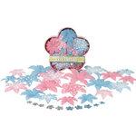 Petaloo - It's Magic Princess Disney Collection - Flowers - Dahlia Box Blend - Large - Pink and Blue, CLEARANCE