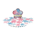 Petaloo - It's Magic Princess Disney Collection - Flowers - Dahlia Box Blend - Small - Pink and Blue
