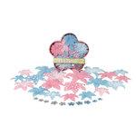 Petaloo - It's Magic Princess Disney Collection - Flowers - Dahlia Box Blend - Small - Pink and Blue