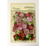 Petaloo - Chantilly Collection - Velvet Hydrangeas - Rose