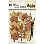 Petaloo - Darjeeling Collection - Foliage - Dark Browns