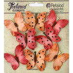 Petaloo - Darjeeling Collection - Butterflies - Teastained Spice