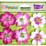 Petaloo - Flora Doodles Collection - Mulberry Flowers - Camelia - Love Potion