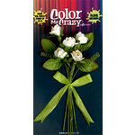 Petaloo - Color Me Crazy Collection - Flower Bouquets - Rosebuds