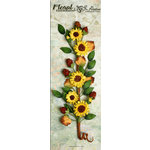 Petaloo - Canterbury Collection - Sunflower Branch