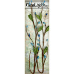 Petaloo - Canterbury Collection - Willow Vine - Blue