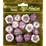 Petaloo - Penny Lane Collection - Floral Embellishments - Forget Me Nots - Plum