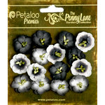 Petaloo - Penny Lane Collection - Floral Embellishments - Forget Me Nots - Silhouette