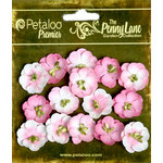 Petaloo - Penny Lane Collection - Floral Embellishments - Forget Me Nots - Pink