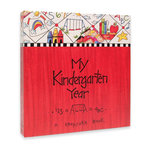 Penny Laine Papers - Book Mates Collection - Keepsake Book - My Kindergarten Year
