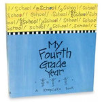 Penny Laine Papers - Book Mates Collection - Keepsake Book - My Fourth Grade Year