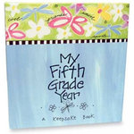Penny Laine Papers - Book Mates Collection - Keepsake Book - My Fifth Grade Year