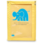 Penny Laine Papers - Storage Pouches - Elephant