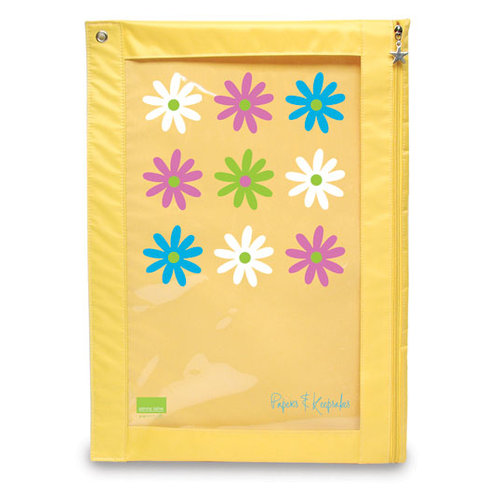 Penny Laine Papers - Storage Pouches - Daisies