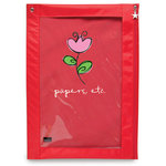 Penny Laine Papers - Storage Pouches - Single Pink Flower