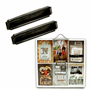 7 Gypsies - Printer Tray Label Holder - Black