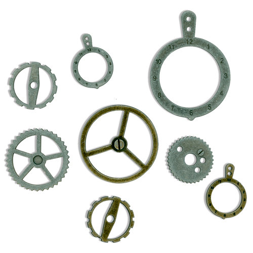 7 Gypsies - Hardware - Industrial Gears
