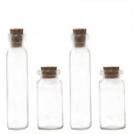 7 Gypsies - Apothecary Collection - Glass Bottles - Clear