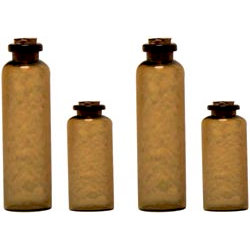 7 Gypsies - Apothecary Collection - Glass Bottles - Amber