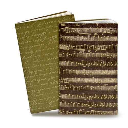 7 Gypsies - Petit Carnet Voyage Collection - Mini Notebook Set - Ecriture and Orchestra