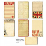 7 Gypsies - Lille Collection - Journal Pages - Life Is Good