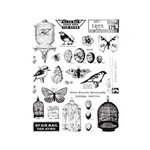 7 Gypsies - Conservatory Collection - Clear Acrylic Stamps