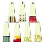 7 Gypsies - Mykonos Collection - Tags Assortment