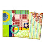 7 Gypsies - Mykonos Collection - 12 x 12 Double Sided Paper - Syros