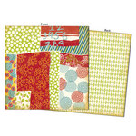7 Gypsies - Mykonos Collection - 12 x 12 Double Sided Paper - Tinos