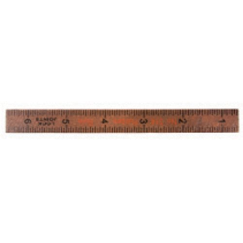 7 Gypsies - Display Trim - Ruler - Surveyor - Brown