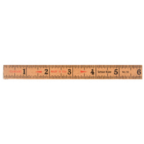 7 Gypsies - Display Trim - Ruler - School - Wood