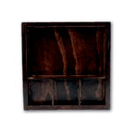 7 Gypsies - Solo Shadow Box Tray - Stained Wood